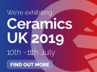 Nu-Star are exhibiting at the first ever Ceramics UK industry trade show!