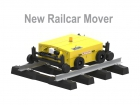 Railcar Mover now on track