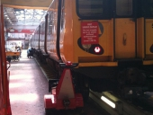 Dual Motor Super Power Pusher at MerseyRail