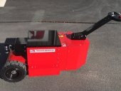 HD Trailer mover with NATO trailer hitch