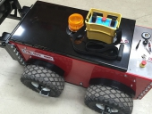 MUV 4WD Electric Tug with Radio Control system