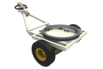 Demountable & Towable Traction Drive for Airport Ground Handling Equipment