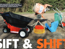 Independent Reviews of MUV Electric Wheelbarrow