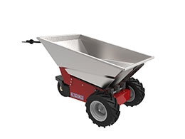NEW Electric Wheelbarrow from Nu-Star MHL