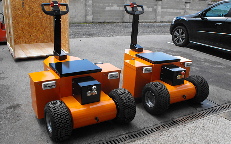 Heavy Duty Trailer Mover from Nu-Star MHL