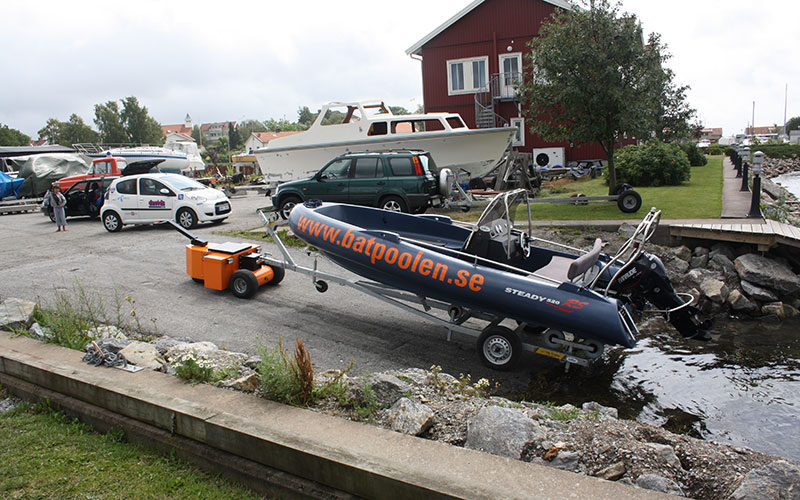 Heavy Duty Trailer Mover From Nu