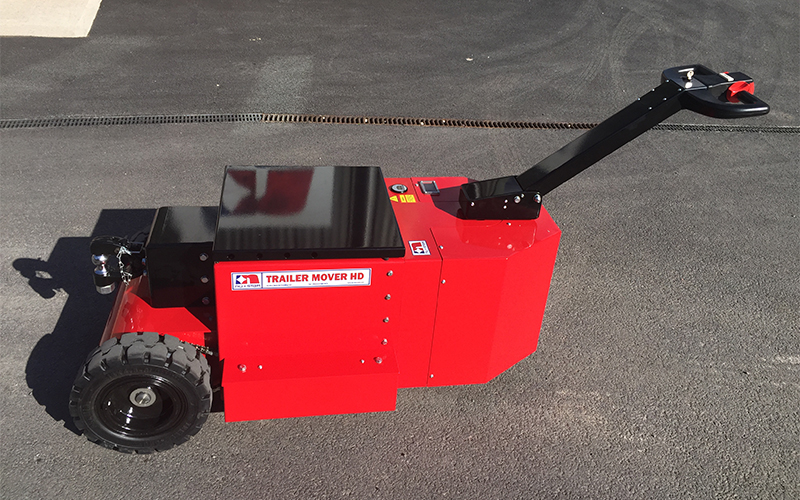 Heavy Duty Battery Charger >> Heavy Duty Trailer Mover from Nu-Star MHL