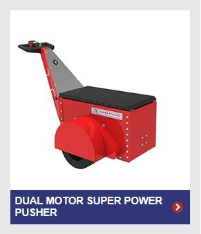 Dual Motor Super Power Pusher