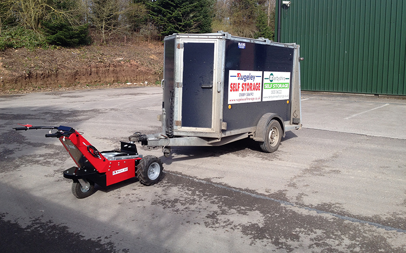 MUV-Trailer Mover with 50mm ball hitch