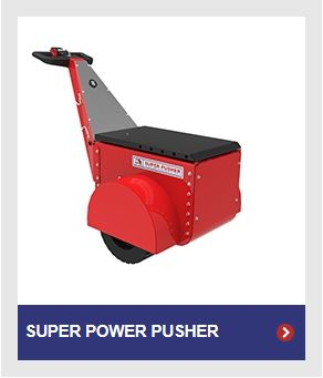 Nu-Star Dual Motor Super Power Pusher